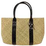 Alli/T Seagrass Bag