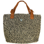 Straw Croch Tote Bag