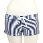 LB Seersucker Fitted Shorts