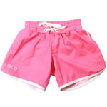 Solid Stripe Kid's Boardshort