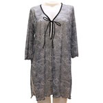 Pure Lace Tunic Cover Up