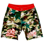 Star Camo Men's Walking Boardshort