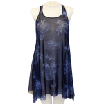 Lagoon Mesh Tank Cover Up