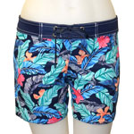 Julia Mid-Thigh Length Boardshort