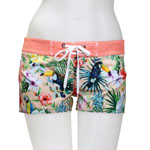 Tropical Bird Boardshort