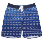 Dia Border Men's Boardshort