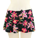 Tropical Orchid Skirt