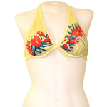Retro Hawaii Tie Back Underwire