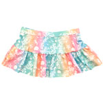 Sea Life Kid's Double Ruffle Skirt