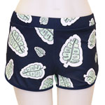 Monstera Runner Shorts