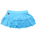 Basic Loco Kids Kids Double Ruffle Skirt