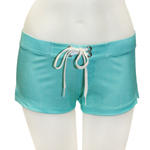Linen Fitted Shorts