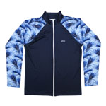 Palm Leaf Men's Rashguard