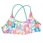 Garden Kid Kid's Flounce Crop Top