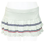 Aloha Banner Double Layer Flared Skort