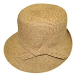 Straw Crochet Hat