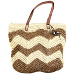 Wave Stripes Bag