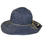 Denim Crusher Hat