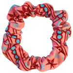 Batik Stripe Hair Tie - Thin