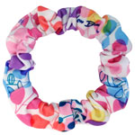 Rainbow Shower Tree Hair Tie - Thin