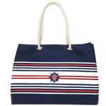 Yacht Rope Handle Tote Bag