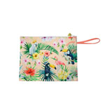 Tropical Bird Clutch Pouch