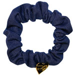 Loco Denim Hair Tie - Thin