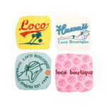 Loco girl Mini Towel Set