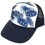 Blue Girl Mesh Cap