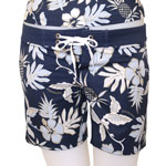 Thicket Mid-Thigh Length Boardshort
