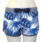 Blue Girl Boardshort