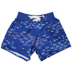 Fish & Fish Kid's Boardshort