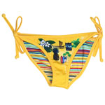 Royal Hawaiian Kids Reversible Side Tie Bottom