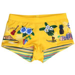 Royal Hawaiian Kids Reversible Boyshorts