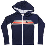 Anchor Kid's Hooded Rashguard