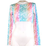 Sea Life Cropped Rashguard