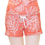 Coral 2.0 Fitted Short