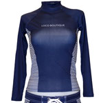 Basic Stripe Rashguard