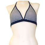 Basic Stripe Reversible Banded Chest