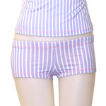 Quadruple Stripe Boyshorts