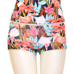 Orchids Boy Shorts