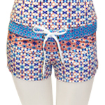 Moroccoloco Fitted Shorts