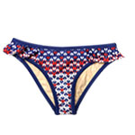 Heart of Arrow Kid's Double Side Ruffle Bottom
