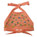 Shaved Ice Kid's Halter Crop Top