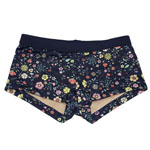 Little Blossoms Kid's 1-inch Banded Boyshorts