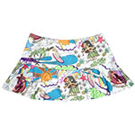 Surfer Girl II Kid's Flare Skort Bottom
