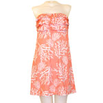 Coral 2.0 3-Tier Ruffled Front Dress