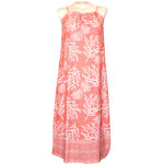 Coral 2.0 String Gather Long Dress